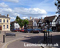 Corn Square, Leominster