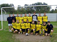 Leominster Town FC - 2007/08