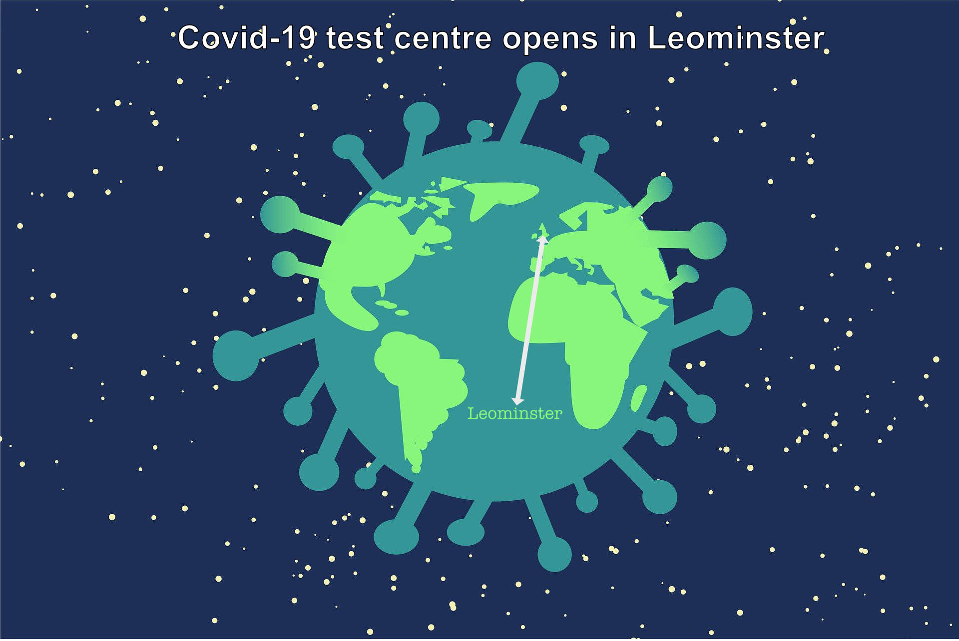 Covid-19 test centre opens in Leominster