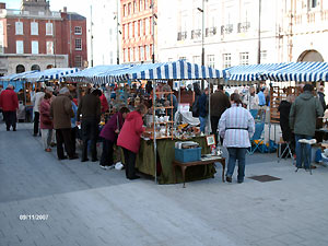 A photo of Hereford Antiques Fair