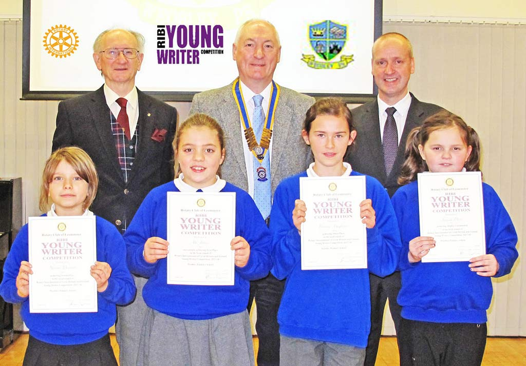 David Farrell (Organiser), Andrew Parsons (President), Stephen Warrell (Head) Naomi Watters, Abi James, Bryony Ameghino, Jessica Dyer