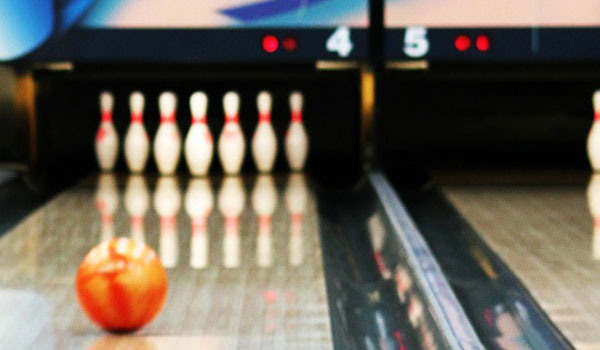 Ten pin bowling in Leominster